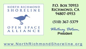 North Richmond Shoreline Open Space Alliance