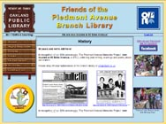 Friends of the Piedmont Avenue Branch Library