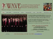 Women's Antique Vocal Ensemble